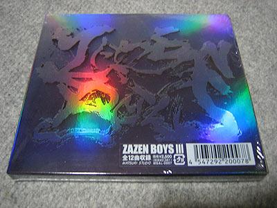 ZAZEN BOYS III